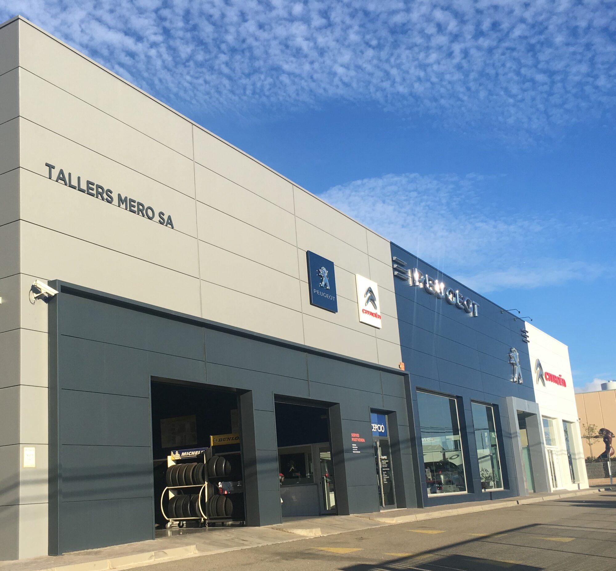 Tallers Mero S.A. / Auto Valls Centre